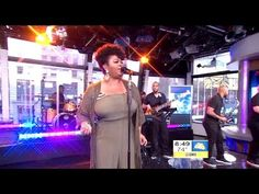 [HD] Jill Scott - Closure - GMA (LIVE)