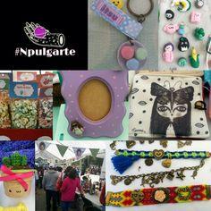 #Npulgarte #BazarItinerante #ConsumeLocal #HechoenMéxico #Pachuca