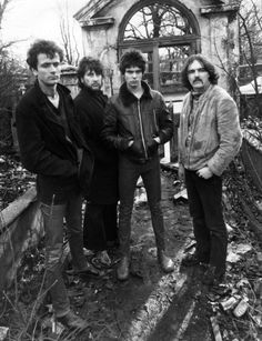 """The Stranglers - had a nice song called """"Skin Deep"""" that was kind of sentimental for a band called The Stranglers"""