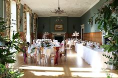 Oxford Event Hire. Eynsham Hall.