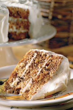 Best Carrot Cake - Luscious Layer Cakes - Southernliving. Recipe: Best Carrot Cake  Make this classic favorite for a crowd and you might not have any leftovers to bring home. Simply adding a can of crushed pineapple and the luscious Buttermilk Glaze makes this truly the Best Carrot Cake.  Step-by-Step Video: Best Carrot Cake Ever