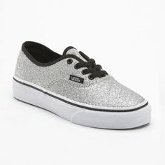 VANS Glitter Authentic Girls Shoes
