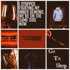Inner Demons, Stop Fighting, Go To Sleep, Movies, Movie Posters, Films, Film Poster, Cinema, Movie