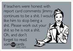 I'm pretty sure Noah's math teacher would write this!