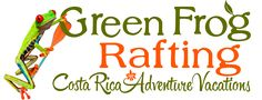 Green Frog Rafting | Rafting Costa Rica