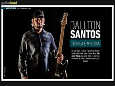 guitar load 61 Dallton Santos