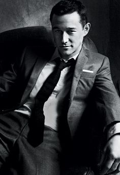 Joseph Gordon Levitt-I developed a crush on him back in his 3rd Rock From the Sun and 10 Things I Hate About You days.  But I must say, he has only grown more handsome with age.  And I love that he doesn't seem to take himself too seriously.