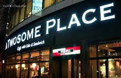 twosome place cafe - Google 검색