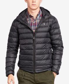 Polo Ralph Lauren Men's Big & Tall Packable Down Jacket