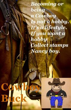 """hahaha to the """"cowboys"""" in my high school"""