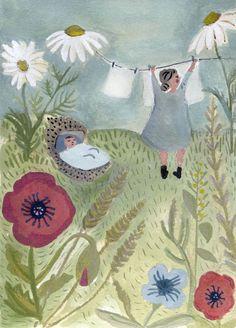 Laundry Day, Gemma Koomen