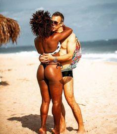 Gorgeous interracial couple sharing a kiss at beach. if u r looking for serious relationship u can find here on my profile #blackdress #kiss #black #blackwomenseekingwhitemen #interracialdatingsites #interracialdating #interracialdatingsite #interracialmatch #interraciallove #interracialrelationships #interracialmatch #blackwhitedatingsite #blackwhitedatingsites #blackwhitedating