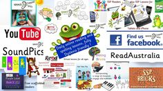 Speech Sound Pics (SSP) Mini Mobile Site  - Resources for Schools Phonics. Phonics Readers Online Reading and Spelling Brain Training Lessons