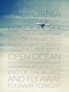 Fly Away - 5 Seconds Of Summer #lyrics #retype