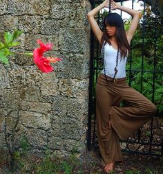 Muladhara Pant Organic Hemp Cotton  ~<3 these and so many more on this sight:)