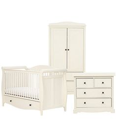 Mothercare Bloomsbury 3-piece Furniture Set - Ivory