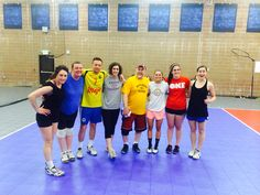 EDGE COACHES Rock!  (our club director Jim is the one holding the #molten ball) #youcouldwin