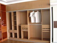 Wardrobe storage