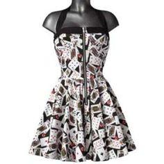 Casino van mooie jurk voor een thema party - #Gratiscasino
