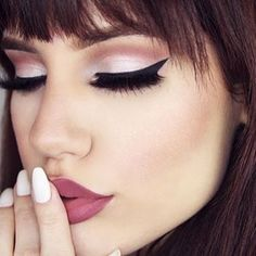 And when you forgo eyelash curling and three coats of mascara, for some beautiful false lashes. | 24 Important Milestones For Any Makeup Addict