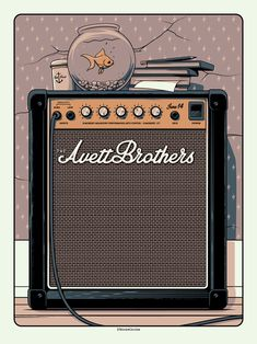 Charles-Crisler-The-Avett-Brothers-Simsbury-Poster-2015-27Design-Co-1