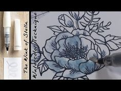 Watch it Weekly Wednesday – Wink of Stella Watercolor | StampingJill.com - Jill Olsen, Stampin' Up! Demonstrator
