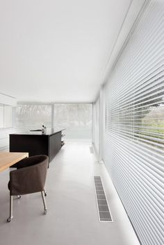 foto horizontale lamellen / Tende - bij Cornille Veurne