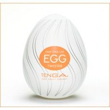 Tenga Egg Instant Masturbator - Twister | Male hygiene Tenga egg sex toys in India | Buy on Sexpiration.com