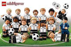 Lego MiniFigures DFB Euro 2016 - Google keresés