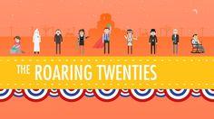 The Roaring 20's: US History #32