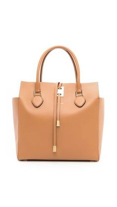 Michael Kors Collection Miranda Large Tote :: perfect neutral work tote?