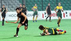 Kane Russell's well executed drag-flick in second half was enough to see New Zealand through to quarter-finals of Hero Hockey Junior World C...