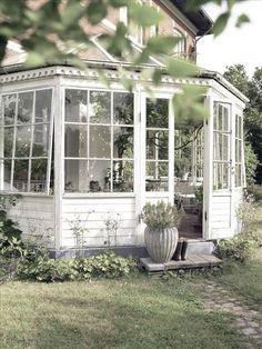 Modern Country: Beautiful Outdoor Spaces - Part 2 Outdoor Rooms, Outdoor Gardens, Outdoor Patios, Outdoor Kitchens, Outdoor Living, Dream Garden, Home And Garden, Big Garden, Gazebo