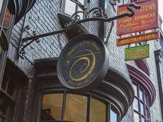 Ollivanders Wand Shop « Harry Potter Theme Park – Wizarding World Harry Potter – Orlando – Florida