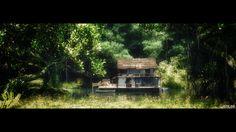 Bayou House by gmlabartandsounds