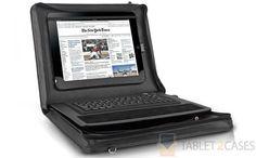 The iPad Charging Portfolio II by iCharge It