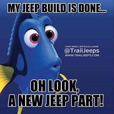 New #Jeep Parts!