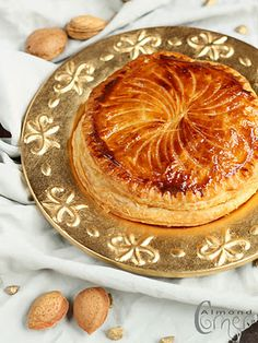 Galette des Rois: in case we can have food in class again some day.