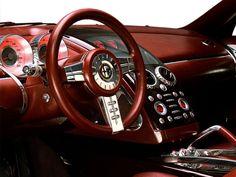 Alfa Romeo Brera Concept by ItalDesign (2002)