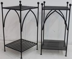 Beds Uk, Wrought Iron Beds, Bed Company, Bedside Cabinet, Baby Cartoon, Baby Socks, Gothic, Bedside Tables, Pure Products