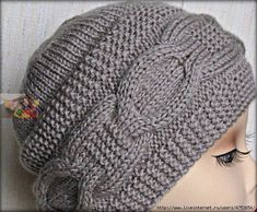 images attach d 0 137 823 Baby Hats Knitting, Crochet Baby Hats, Baby Knitting Patterns, Loom Knitting, Knitting Stitches, Crochet Clothes, Free Knitting, Knitted Hats, Crochet Patterns