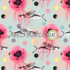 Repeat Prints - Mirella Bruno Print Designs