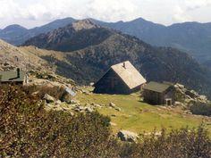 Refuge de Petra Piana, GR20 (traversée de la Corse), Haute-Corse, France