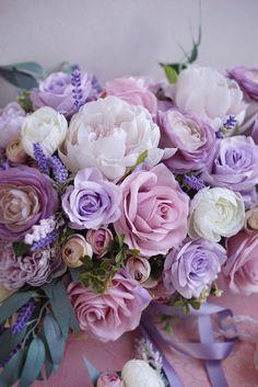 Beautiful Bouquet Of Flowers, Beautiful Flower Arrangements, Beautiful Roses, Floral Arrangements, Beautiful Flowers, Wedding Flowers, Bunch Of Flowers, Fresh Flowers, Silk Flowers