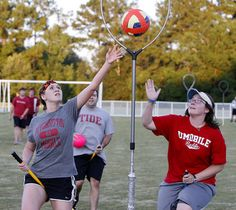 University of Mobile holds it's first Quidditch Tournament