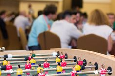 Creative break at the table soccer #mm14ro #meetmagento Meet Magento RO 2014 | Flickr - Photo Sharing!