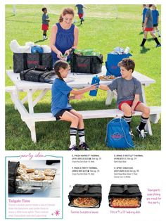 The game? It's in the bag! with Thirty-One Gifts 2015 Spring-Summer Collection (US) Various colors/prints available. https://www.mythirtyone.com/heavenlymama/