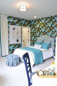 HGTV 2016 Smart Home Bedroom - Housepitality Designs