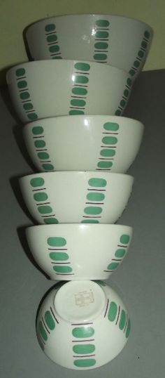 Torgau, DDR, GDR, East German Vintage Tableware