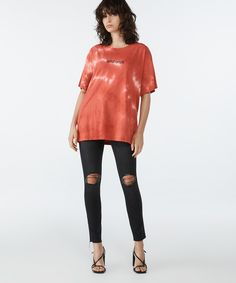 FREE SHIPPING - The Super Nature Tee by Ksubi Bell Sleeves, Bell Sleeve Top, Tees, Shopping, Women, Fashion, Moda, T Shirts, Women's